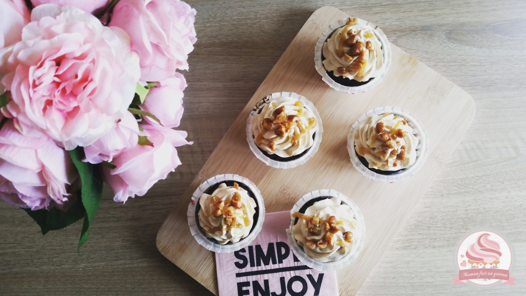 cupcakes-facon-snickers-1