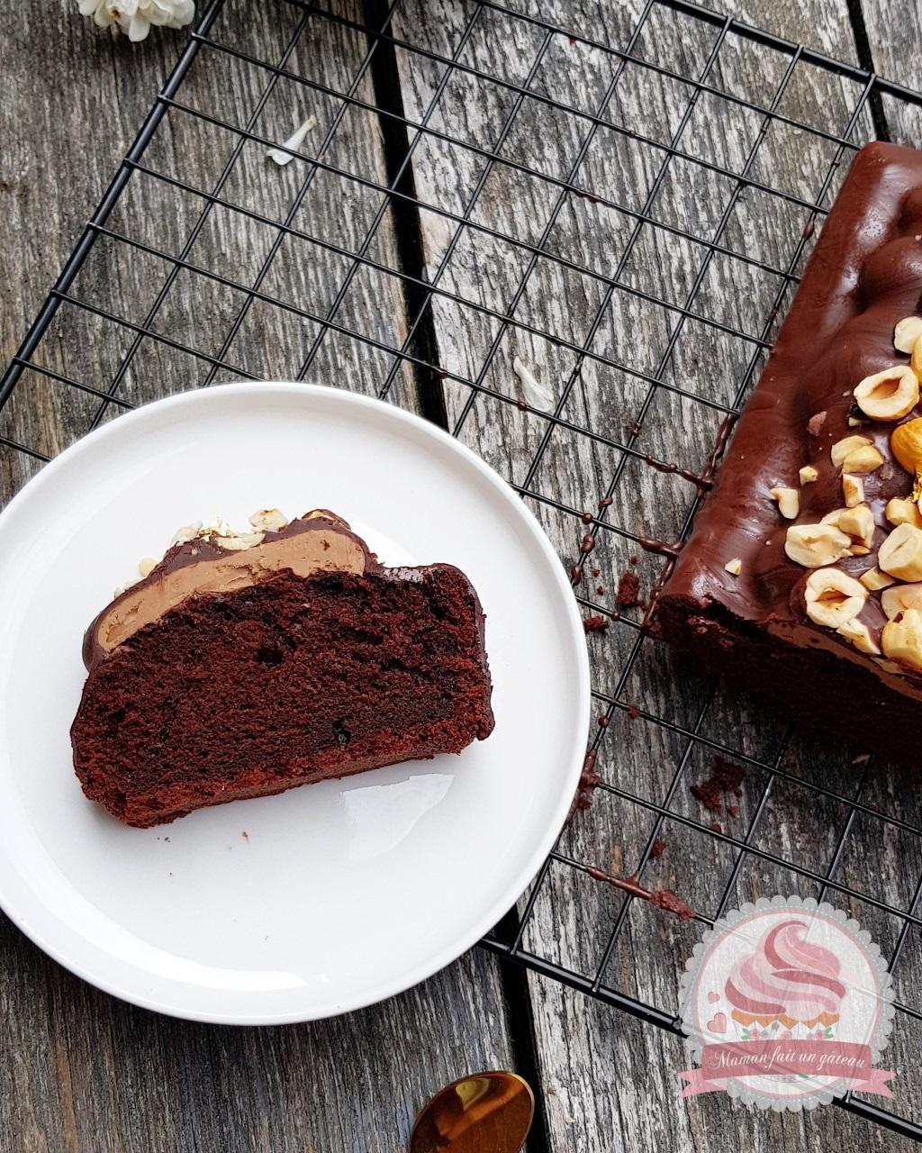 C Est Ma Fournee Cake Chocolat Damon
